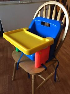 Safety first Highchair