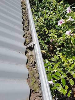 Gutter cleaning in Parkville