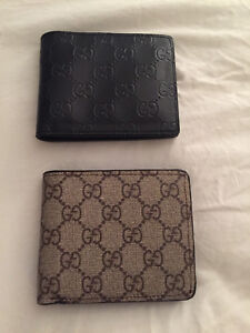Selling Gucci Wallets