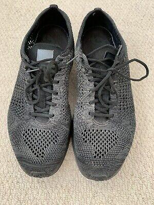 Men's Nike Flyknit Racer Black/Black-Anthracite - uk size 9