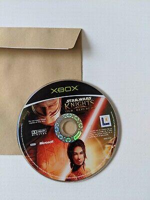 Star Wars Knights of The Old Republic Xbox Game PAL UK Seller