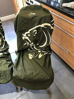Nash Seat Covers X 2 Fishing Bed Or Car