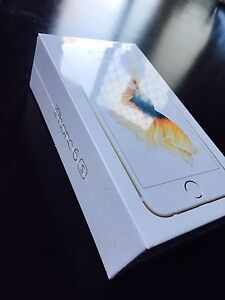 Urgent sale !!!650 only Brand new sealed iPhone 6s gold 16g Eight Mile Plains Brisbane South West Preview