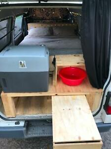 Mazda Campervan for sale, ready to go! VERY LOW KMs