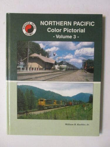 Northern Pacific Color Pictorial Volume 3