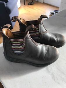 Blundstones - youth size 13