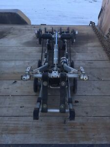 2004 Polaris edge Xc rear suspension 136""