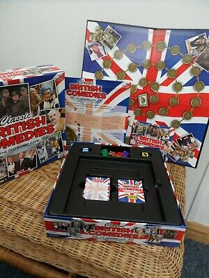 Classic British Comedies - DVD Board Game