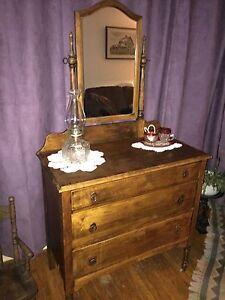 Antique Three Drawer dresser
