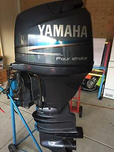 100HP Yamaha Fourstroke Waikiki Rockingham Area Preview