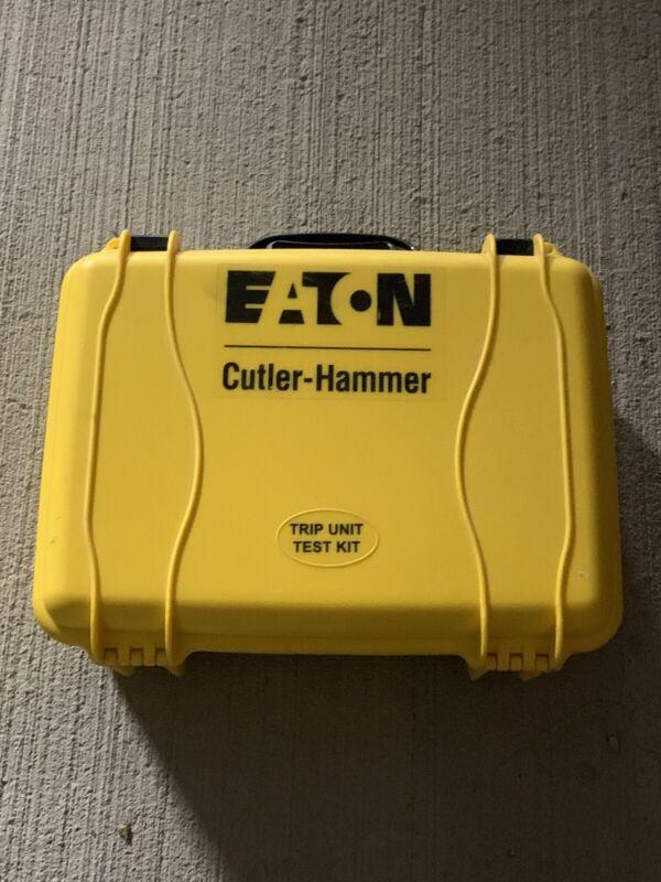 Eaton-Cutler Hammer MTK1000 PACB TRIP UNIT TEST KIT
