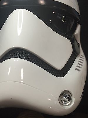 Star Wars TFA First Order Stormtrooper Aerator Machined Aluminum