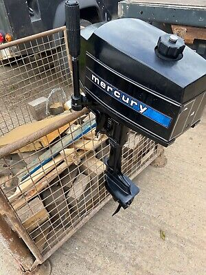 Mercury outboard engine 4hp