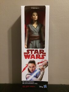 Brand New Star Wars Rei Collectible  Doll