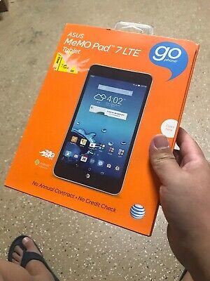 ASUS MeMO Pad 16GB, 4G(AT&T), 7in - Black comprar usado  Enviando para Brazil