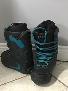 Snowboarding boots 80$