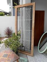 TIMBER SECURITY FLYSCREEN DOOR 1965mm X815mmX35mm at Palm Beach Palm Beach Gold Coast South Preview