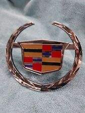 Cadillac Chrome / Logo Tow Trailer Hitch Cover Plug | eBay