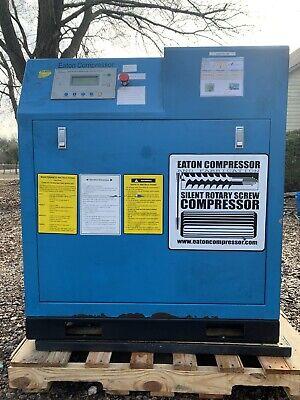 7.5 Hp Eaton Rotary Screw Air Compressor