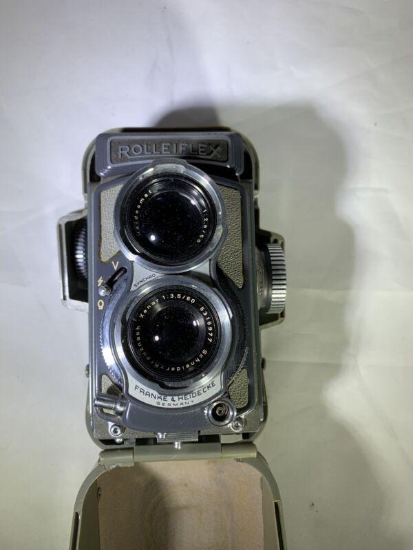 Rolleiflex DBP DBGM Camera