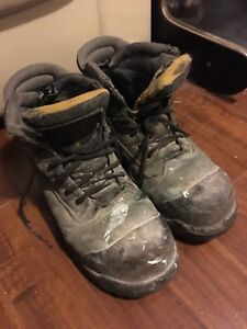 Work boots size 12