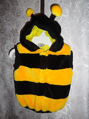 TODDLER'S BUMBLE BEE HALLOWEEN COSTUME-SIZE 12-24 - Halloween Costumes Bumble Bee Toddler