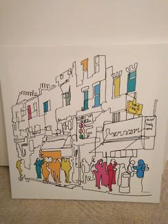 Ikea Canvas