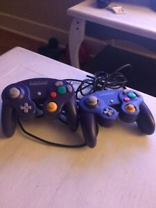 Gameboy controllers