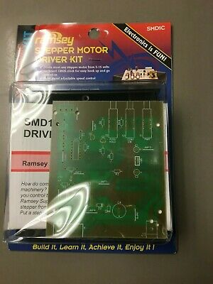 RAMSEY STEPPER DRIVER KIT SMD1C KIT 3D Printer Stepper motor Education CNC -