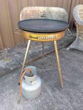 Rinnai BBQ with gas bottle Pialba Fraser Coast Preview