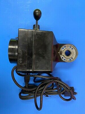 Servo 200 Power Feed Only Knee Feed Acer Bridgeport Used