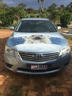 2009 Toyota Aurion AT-X Northgate Brisbane North East Preview