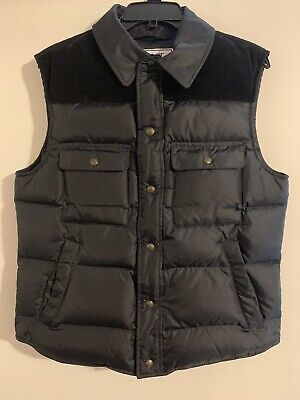 Gant By Michael Bastian Men's Puffer Vest Sz M