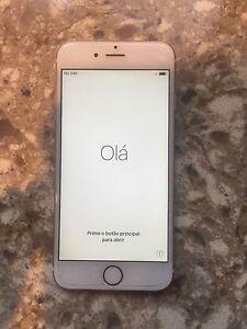 Telus IPhone 6 64 gb Gold