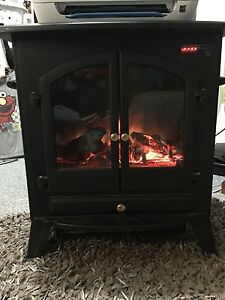 Electric fire heater Wallsend Newcastle Area Preview