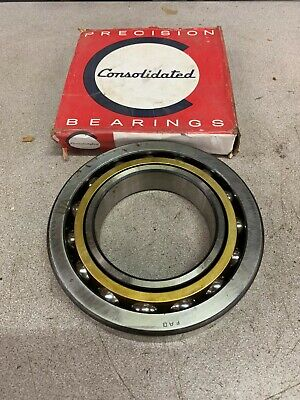 New In Box Consolidated Angular Contact Bearing With Brass Cage 7218 Bmg
