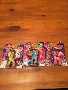 Lot of My Little Ponies