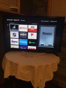 "32"" Sharp - Roku Smart TV"