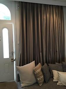 High quality curtains / block out and sheer curtains. Paddington Eastern Suburbs Preview