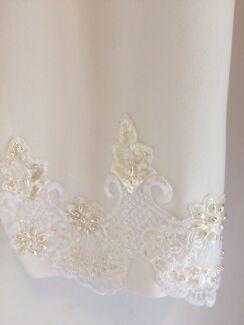 Mr k simply stunning wedding dress/ evening dress.