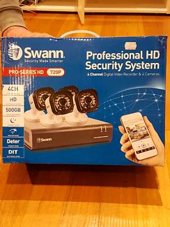 Swan Professional HD Security Cameras