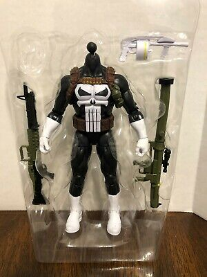 "Punisher Exclusive Body Weapons Marvel Legends 6"" Series"