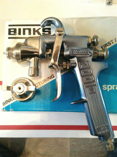 BINKS- 2001 Paint spray gun- SK