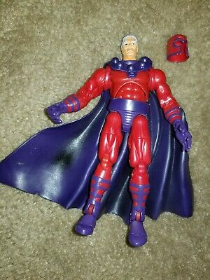 "Marvel Legends Series 3 Toybiz Magneto  X-Men 6"" Figure"