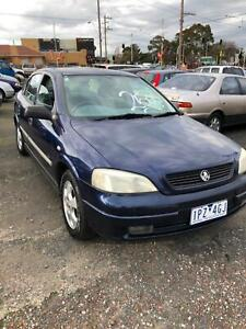 2000 Holden Astra man Oakleigh East Monash Area Preview