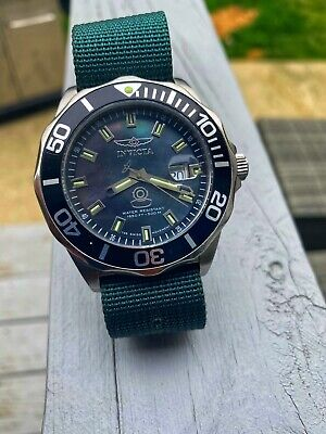 Invicta Grand Diver L.E. Tritium Swiss automatic Watch