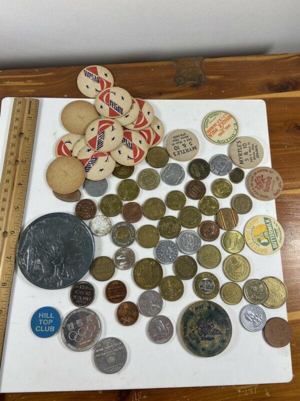 Lot Of Tokens