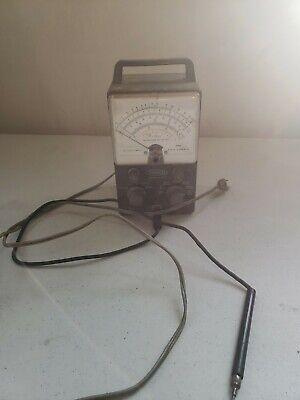 Heathkit Vacuum Tube Voltmeter Model V-7 A (A)