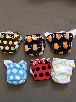 Cushie tushies modern cloth nappies