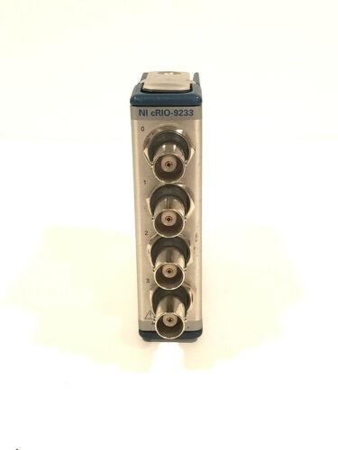"""USA"" National Instruments NI cRIO-9233 5v 24-bit IEPE Analog Input Module"